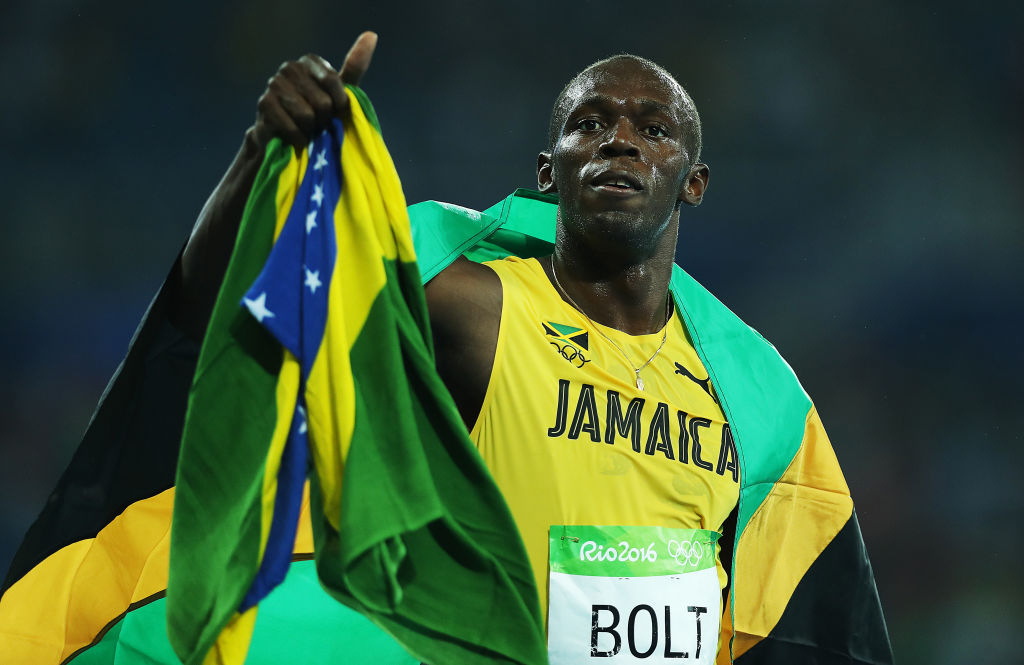 Usain Bolt toyed with the idea of a return for Tokyo 2020