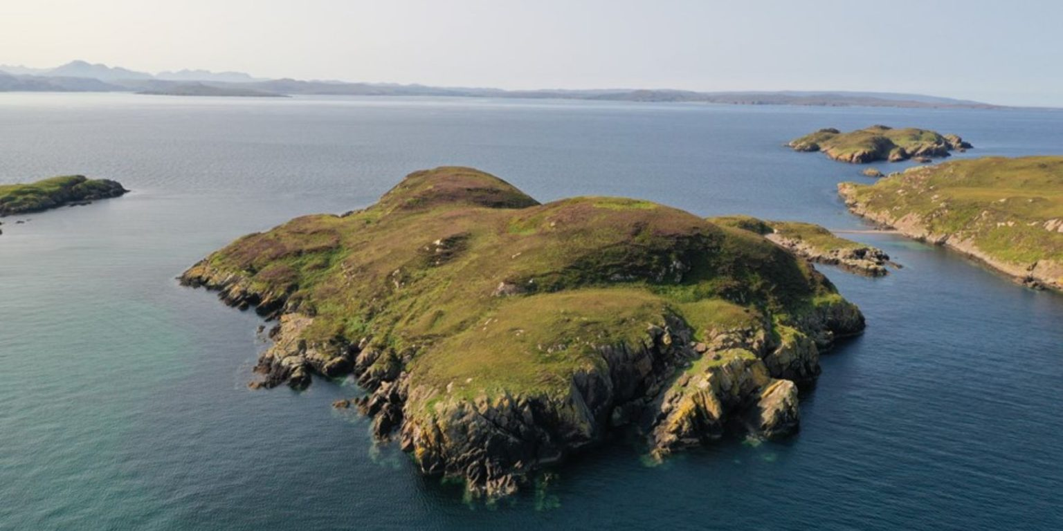 Scottish Island that is up for sale for £50,000