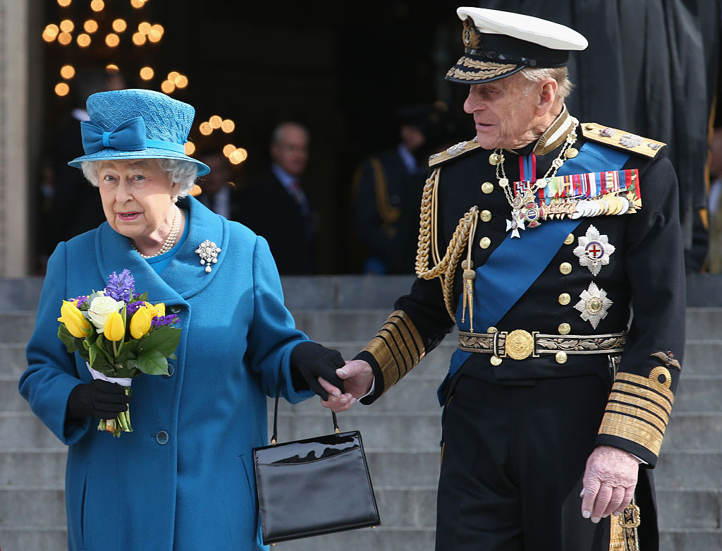 Prince Philip's will to be kept secret for the Queen